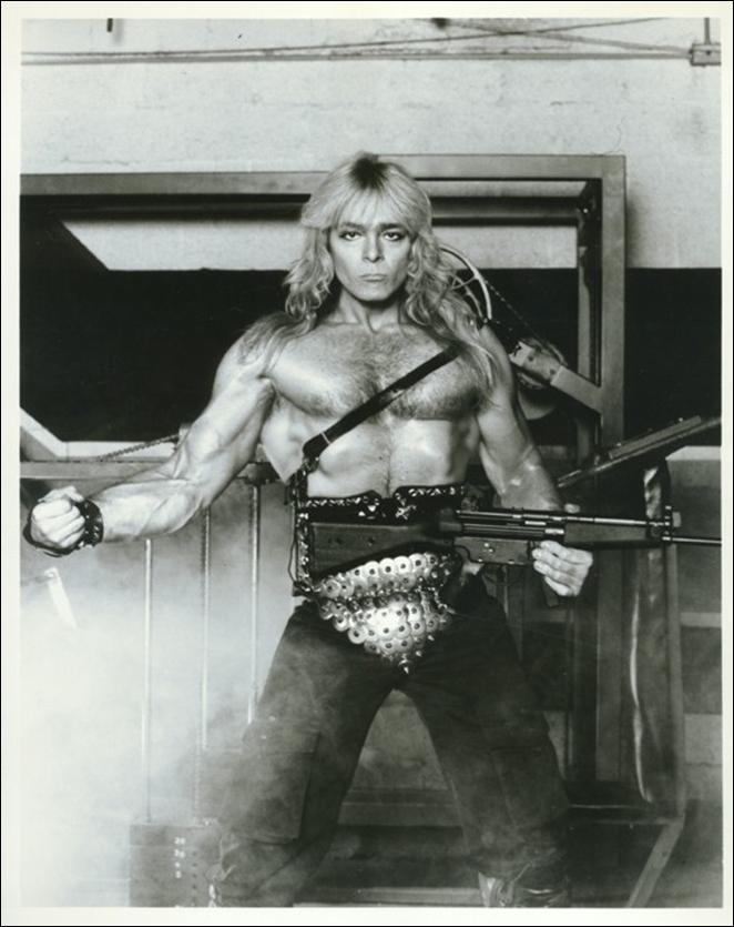 Imagen promocional de Thor.