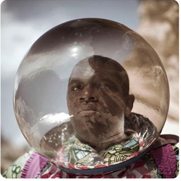 Afronautas, serie fotográfica de Cristina de Middel