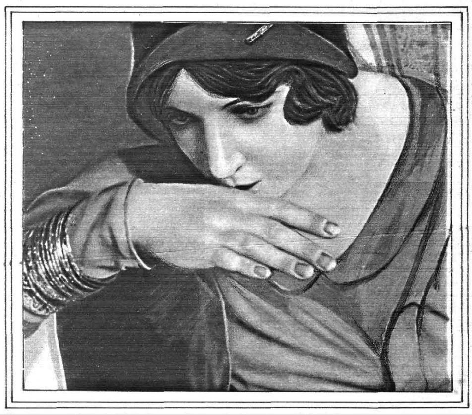 Bohemia, noche y mujer. Las asociaciones de la prensa española y la novocaína ( Estampa , 10 de junio de 1930)