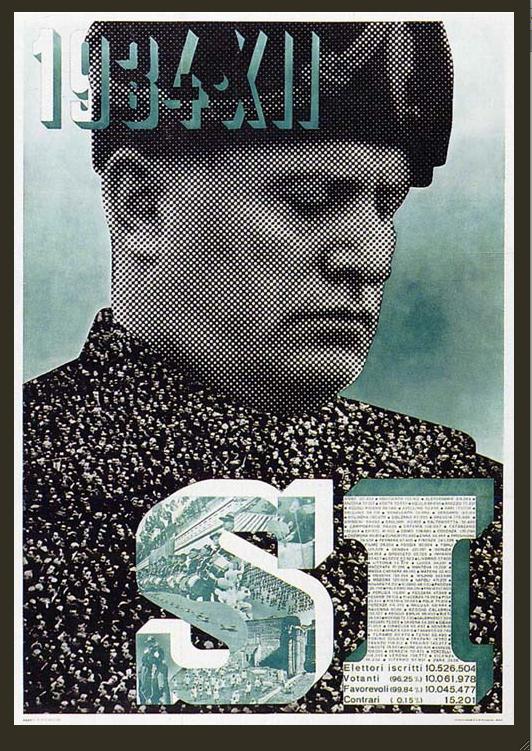 El cartel más aterrador del fascismo — Agente Provocador