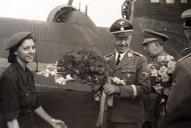 Despedida de Himmler