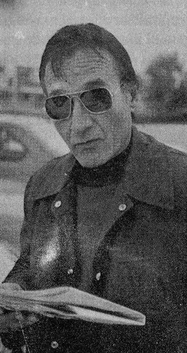 Joaquín Gambín, alias «El Grillo».
