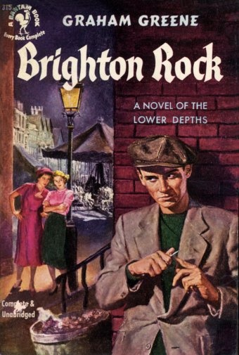 Brighton Rock  (1938) de Graham Greene.