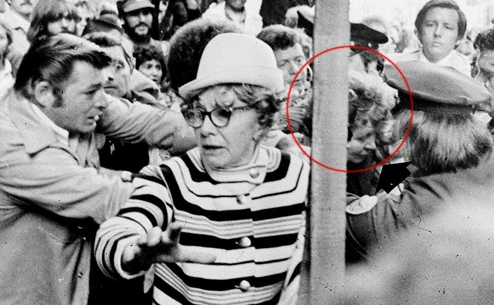 Moore es detenida tras intentar matar al presidente