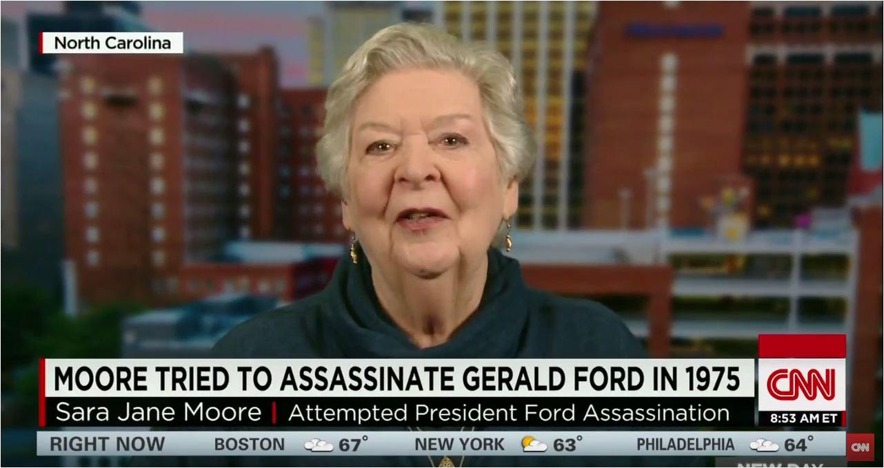 Moore, en la actualidad, en una entrevista para la CNN