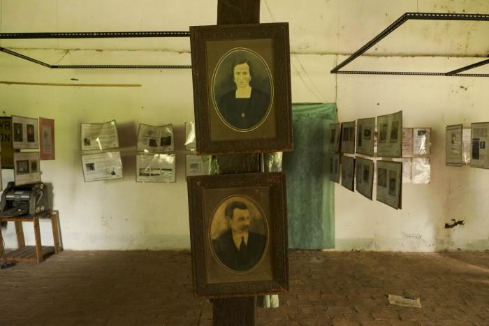 Museo dedicado a los orígenes de Nueva Germania