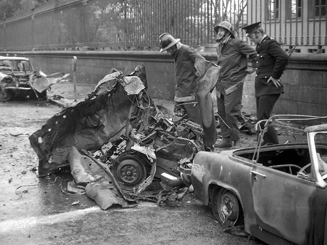 Atentados de Dublín y Monagham en mayo de 1974