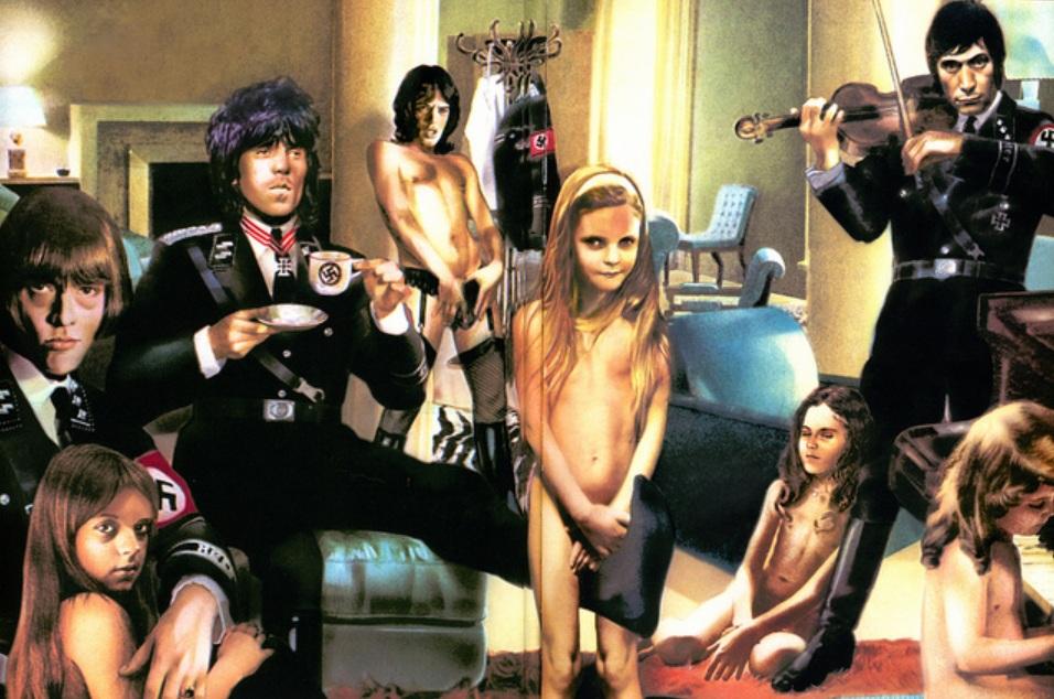 Guy Peellaert,  Rock Dreams  (1973)