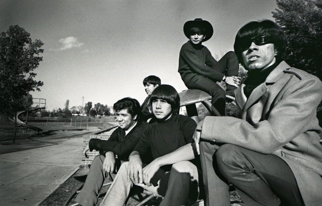 Question Mark and the Mysterians. Fotografía de Brian Walsby
