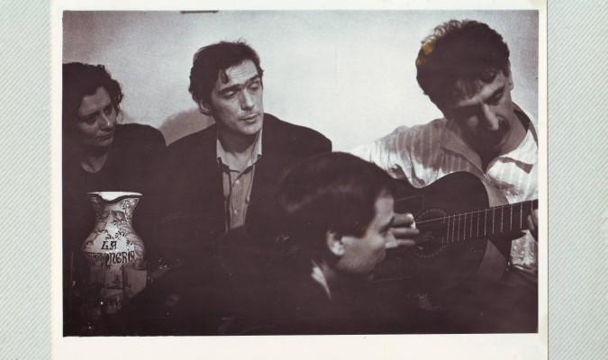 Frank Zappa en La Carbonería