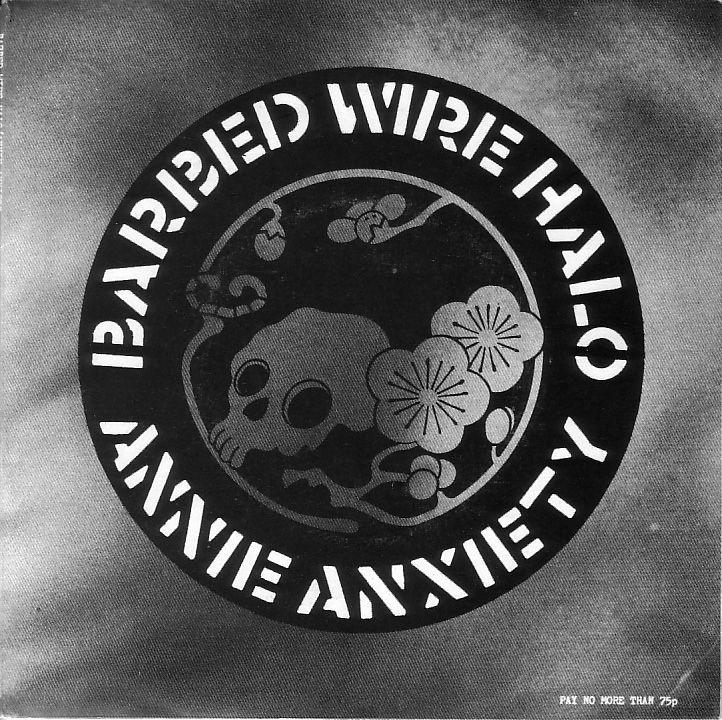 Single de Annie Anxiety para Crass Records