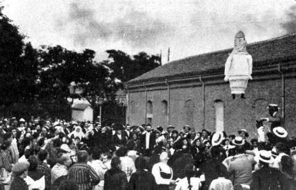 El público en la inauguración del Magic Park