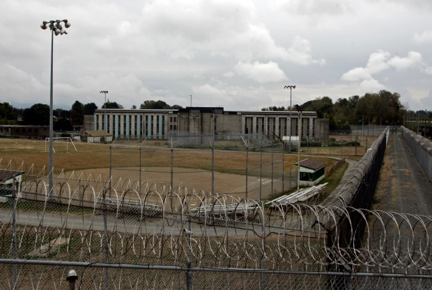 La cárcel donde actuaron Visitors en el verano de 1978