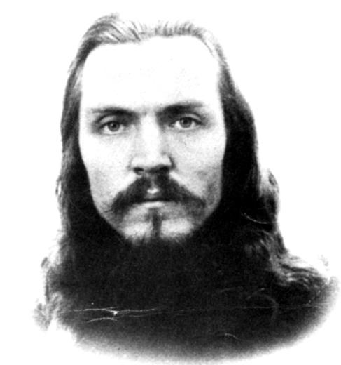 Robert De Grimston, líder de El Proceso