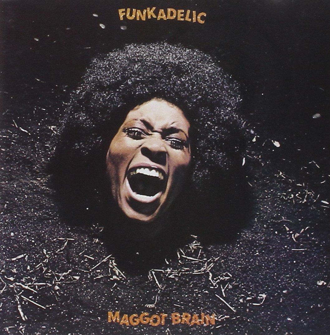 Portada de  Maggot Brain  de Funkadelic