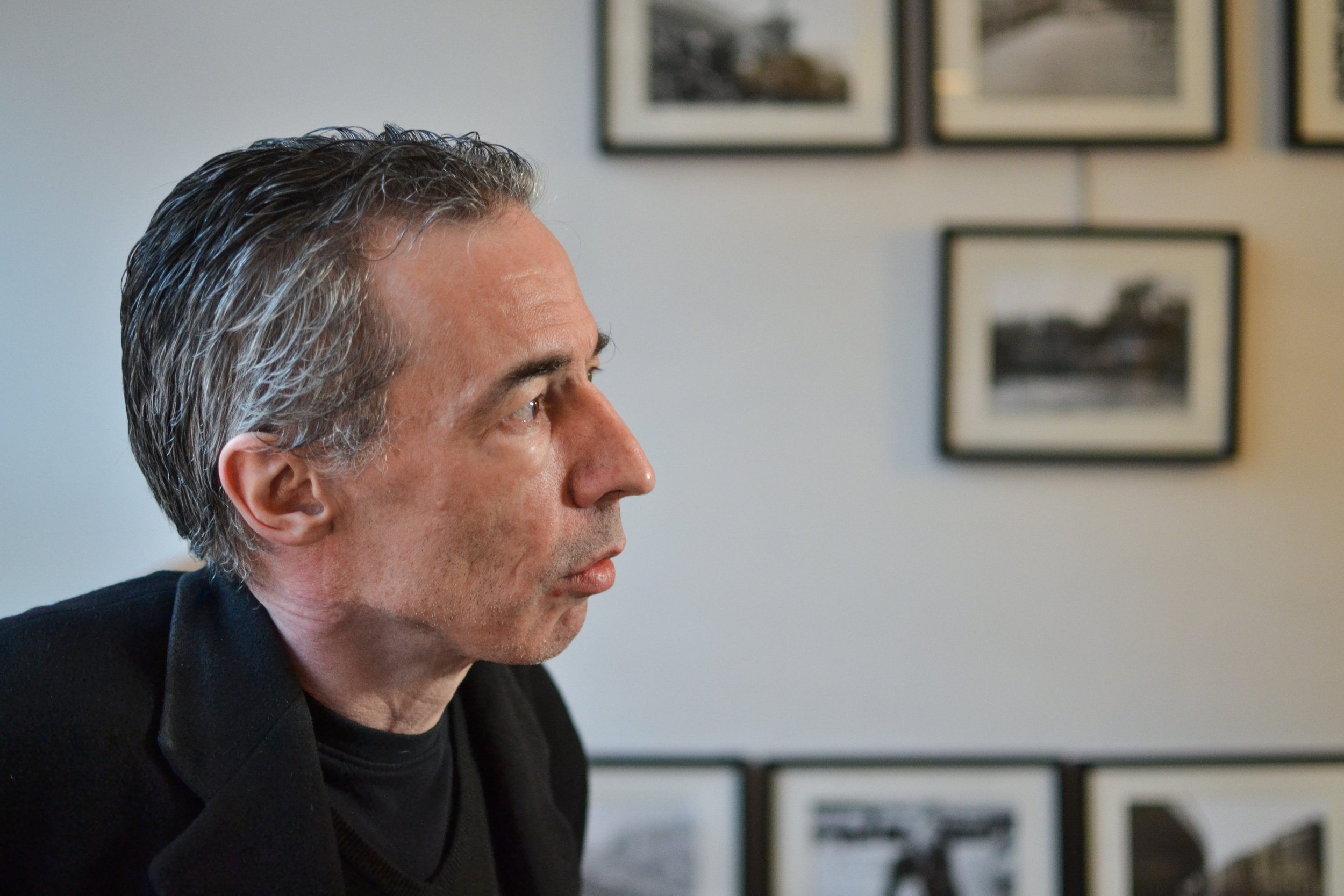 Tom Vague en la actualidad. Fotografía:peopleofportobello.com