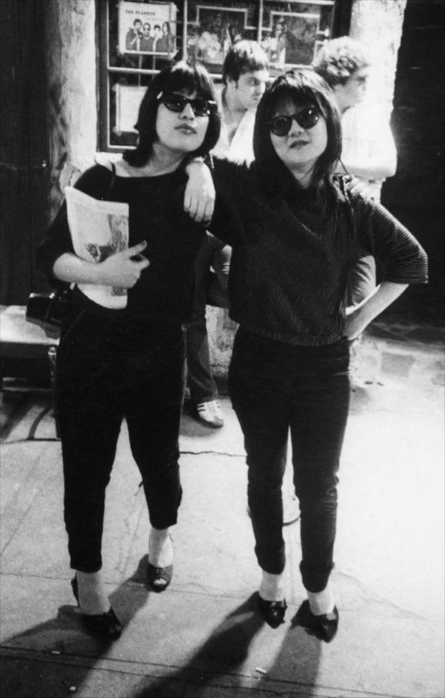 Sylvia Reed y Anya Philips
