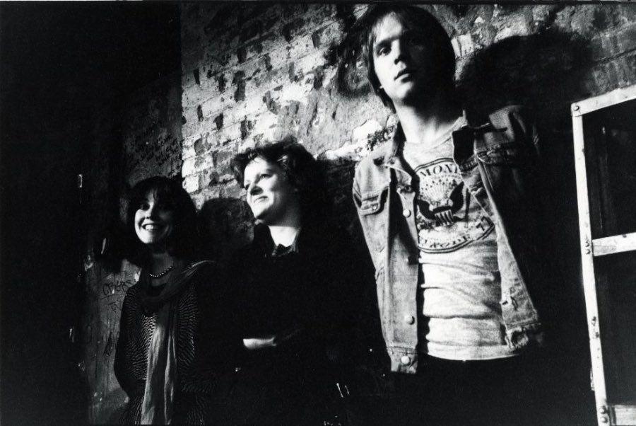 Roberta Bayley, Mary Harron y John Holmstrom