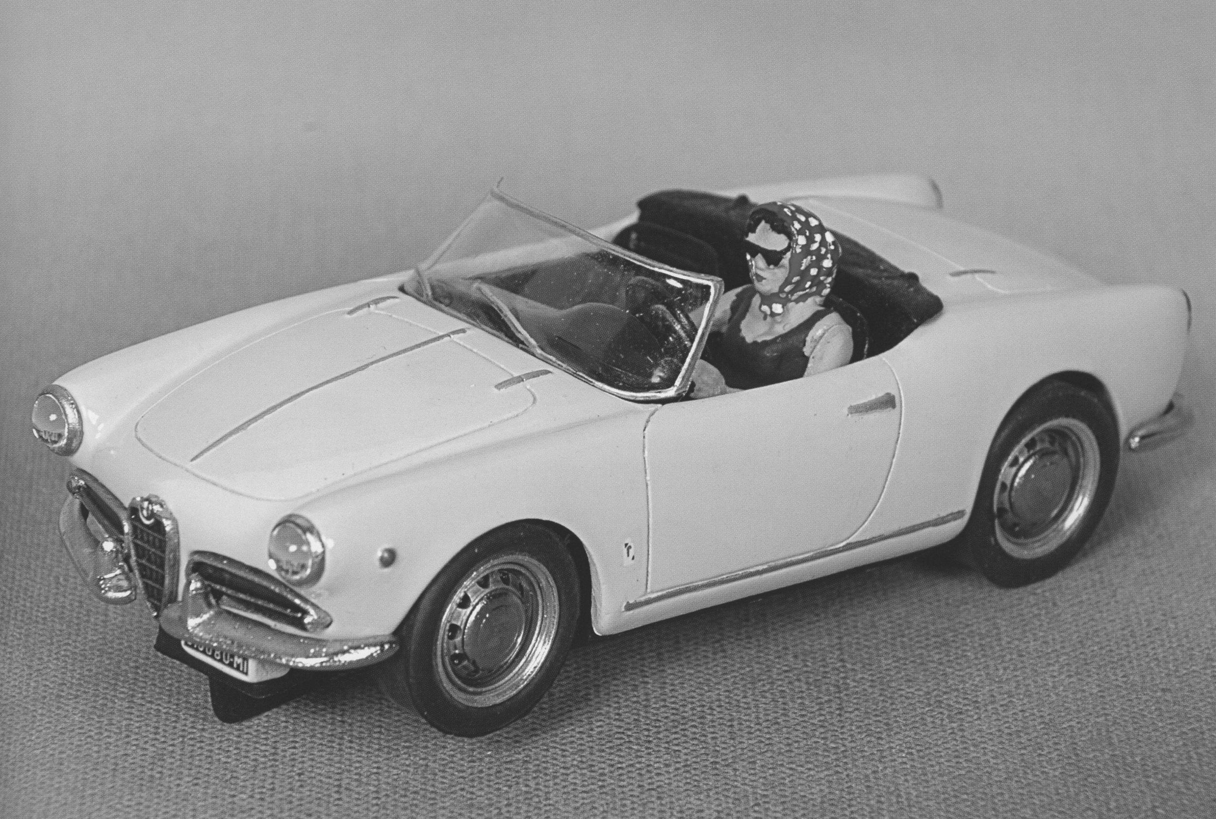Primer modelo de Slot Classic con mujer al volante