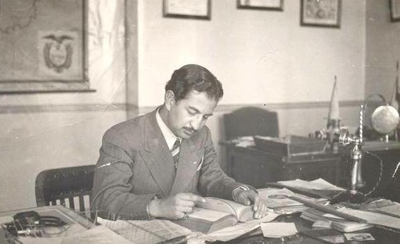 Leonardo Paez, director de Radio Quito