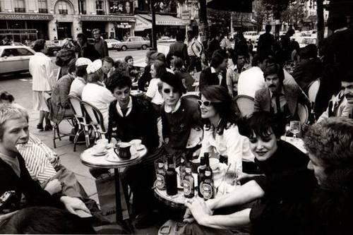 Sex Pistols visitan París (3 de septiembre de 1976)