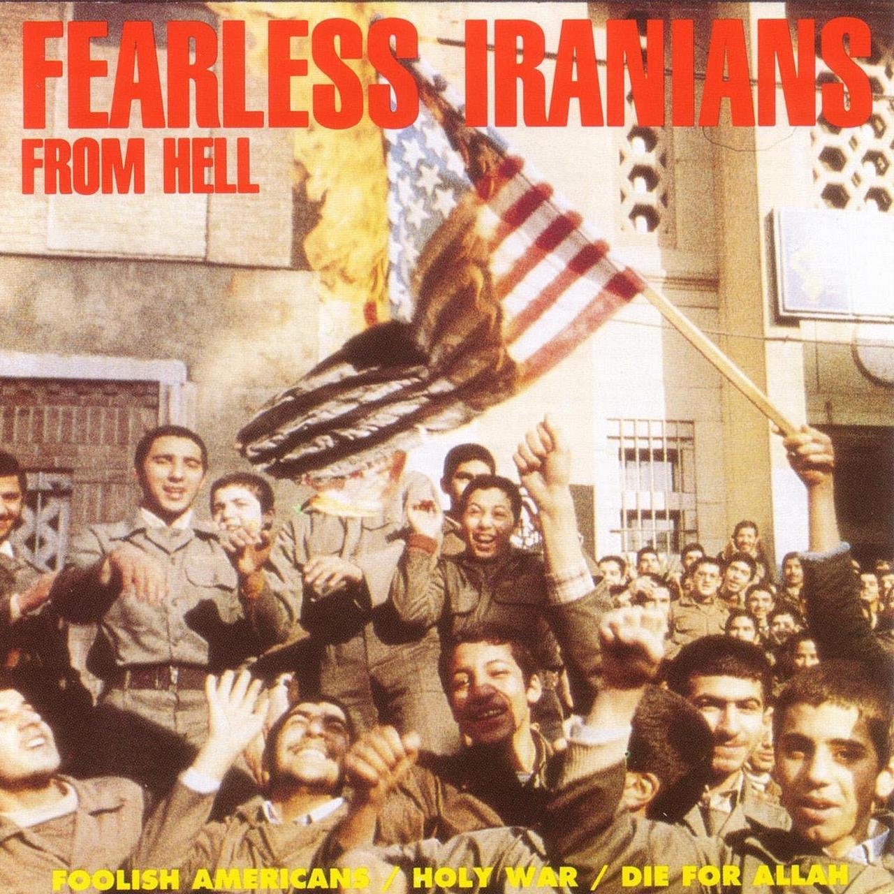 Recopilatorio y último disco de Fearless Iranians from Hell