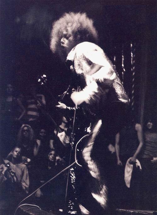 MC5 durante su show en el Fillmore