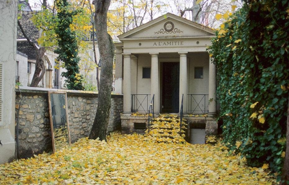 Imagen actual del Templo
