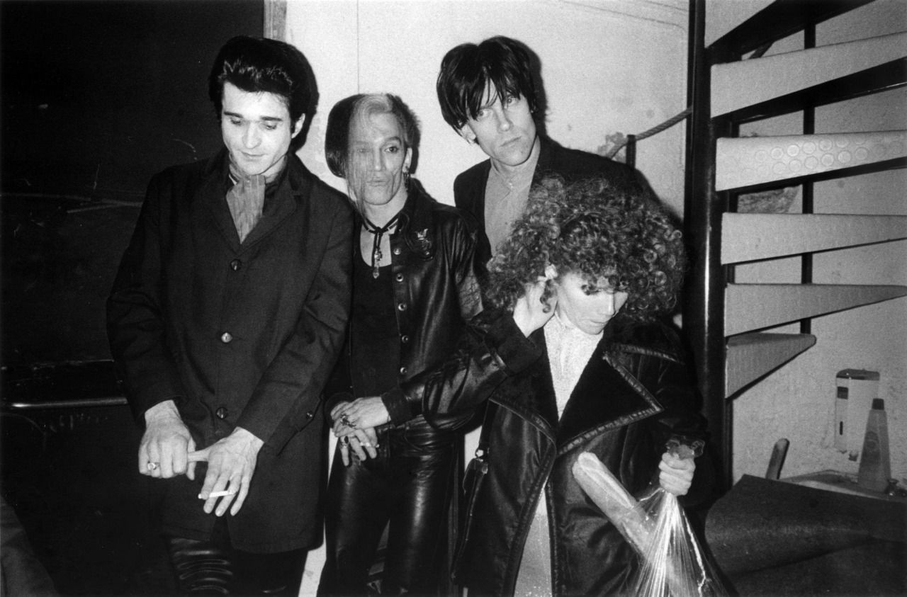 The Cramps en 1980