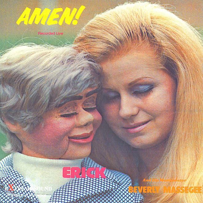 El muñeco-predicador «Erik»
