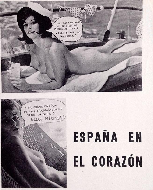 Panfletos situacionistas en castellano