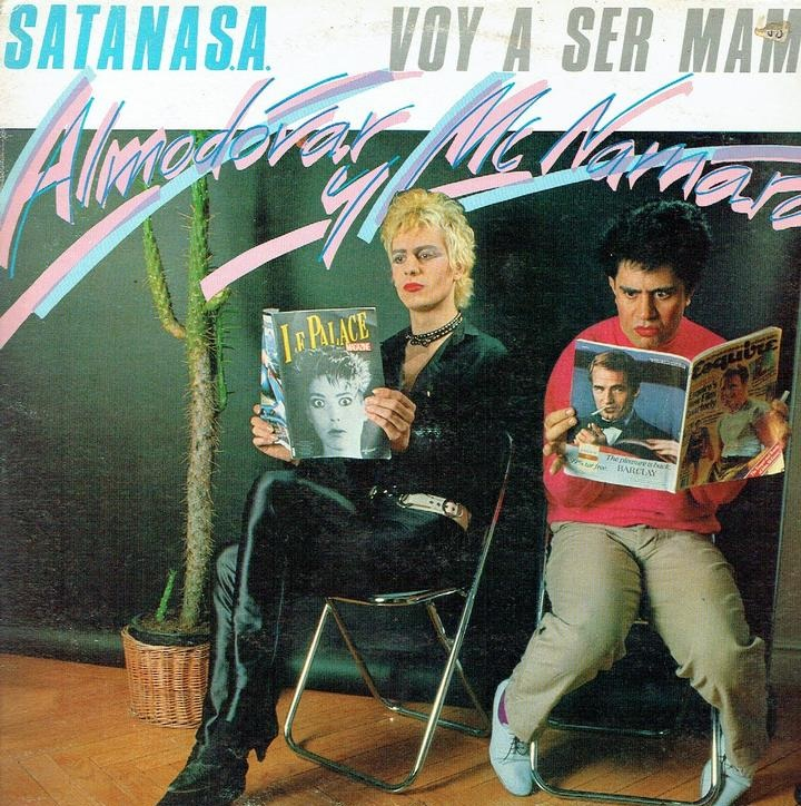 SatanaS.A./Voy a ser mamá  (Almodóvar y McNamara, 1983)