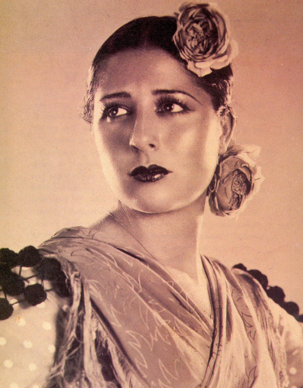 Conchita Piquer alrededor de 1930