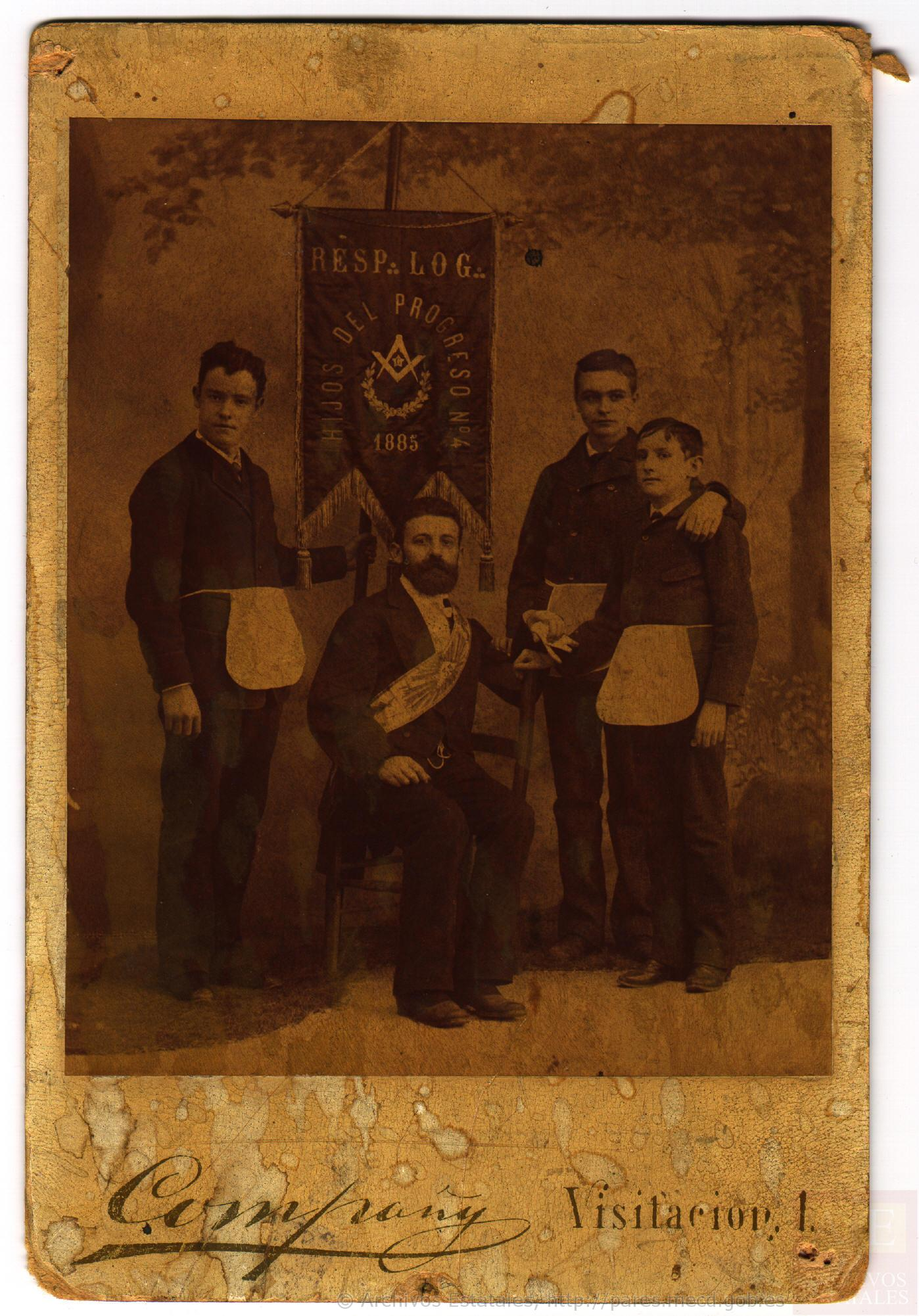 Logia Hijos del Progreso (1885)