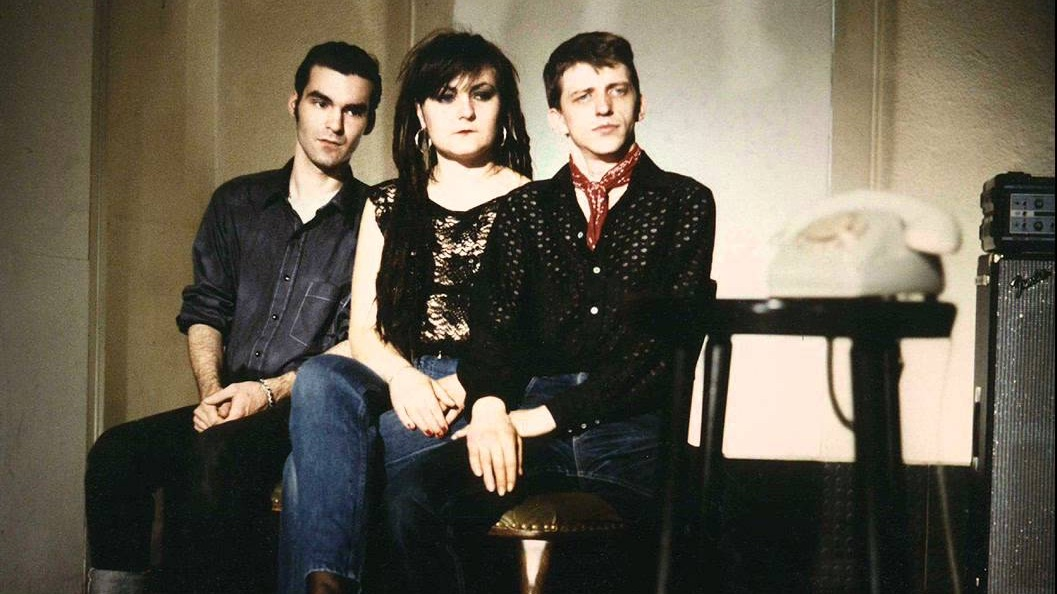 Miembros de Die Tödliche Doris en 1983