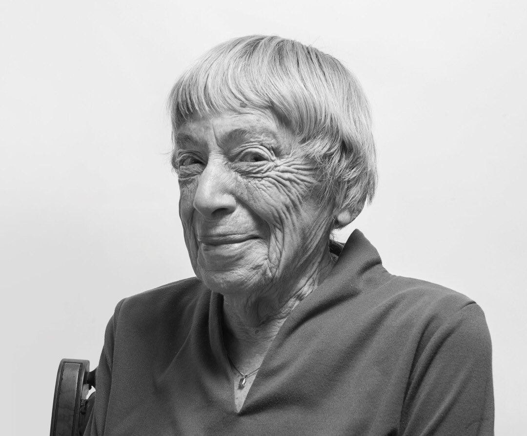 Ursula K. Le Guin. Fotografía: William Anthony