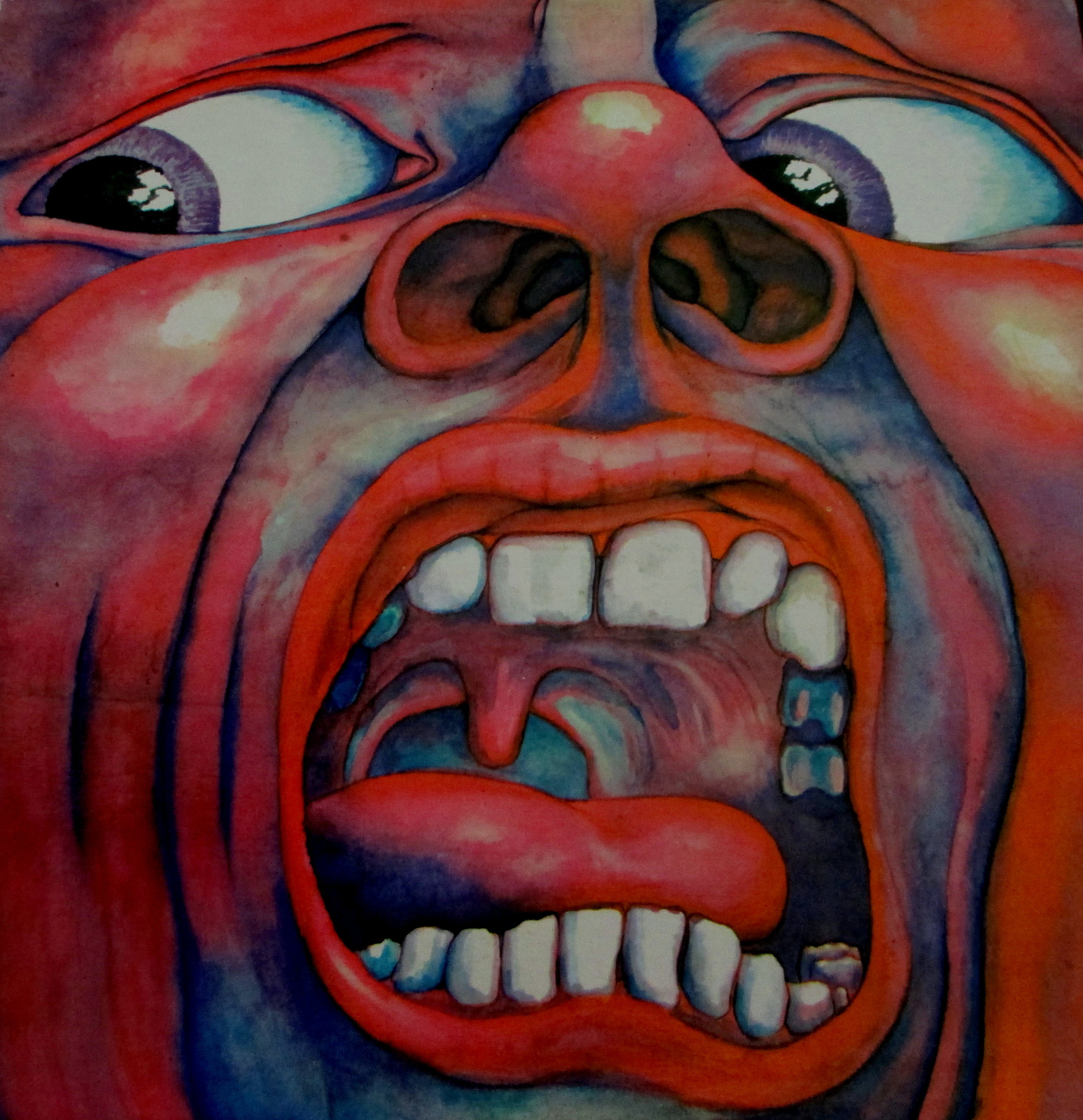 King Crimson,  In the Court of the Crimson King (An Observation by King Crimson)  de 1969
