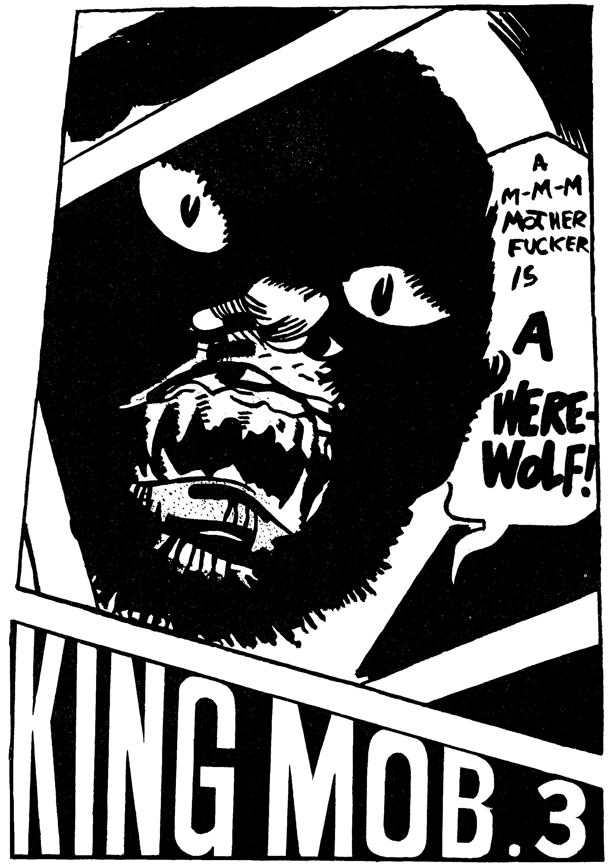 King Mob Echo  número 3