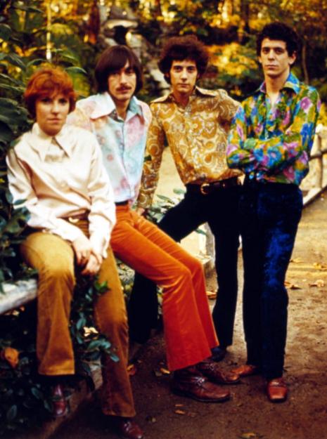 La Velvet Undeground, en color, en la época de la grabación que acaba de ser descubierta