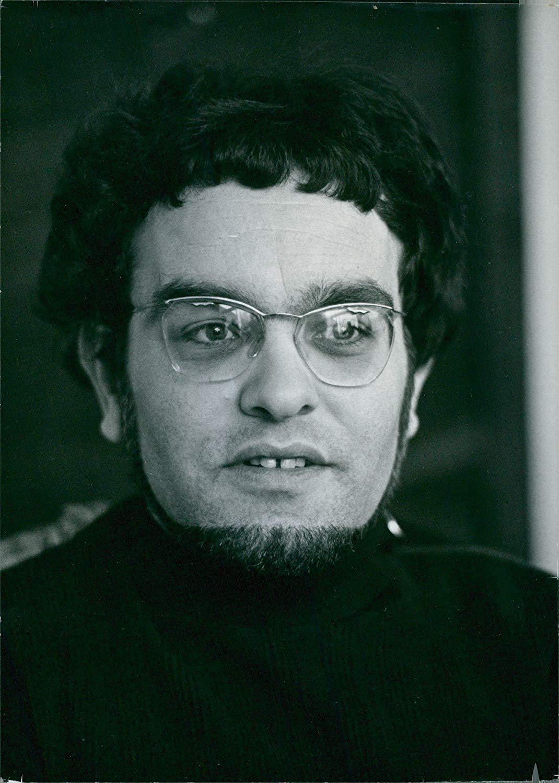 Retrato de Arrabal, durante los años 60