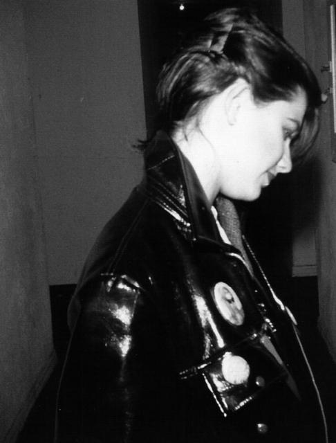 Kira en 1978. Fotografía: Alice Bags