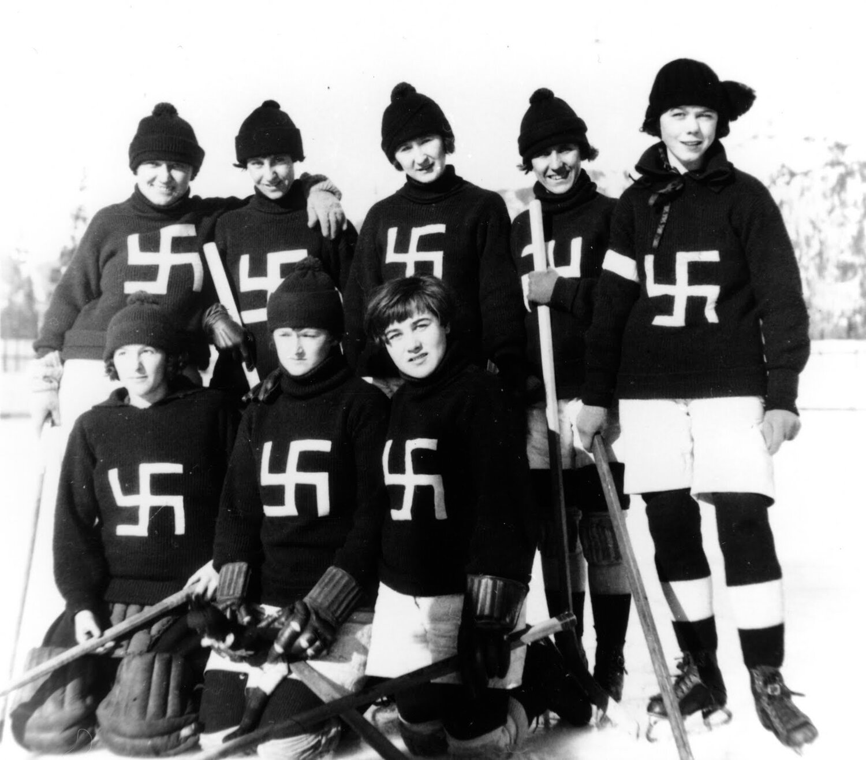 Fernie Swastikas (1923)