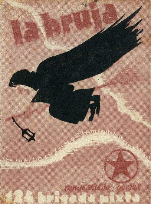 Postal de La Bruja. Archivo IR