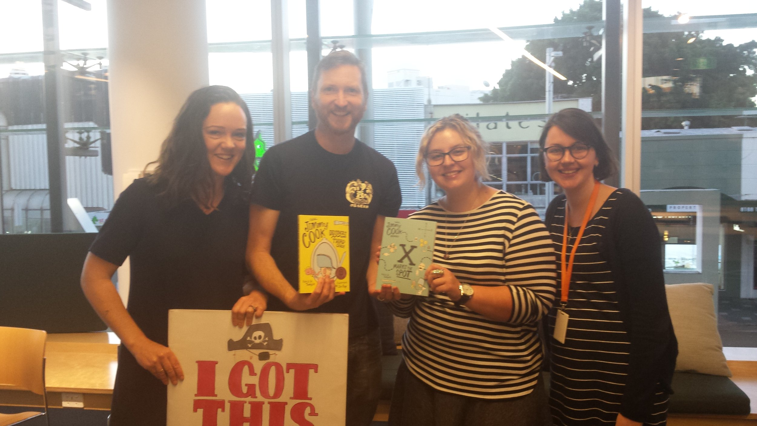 Library - Writers and readers for young people - captain jimmy cook - Ph....jpg