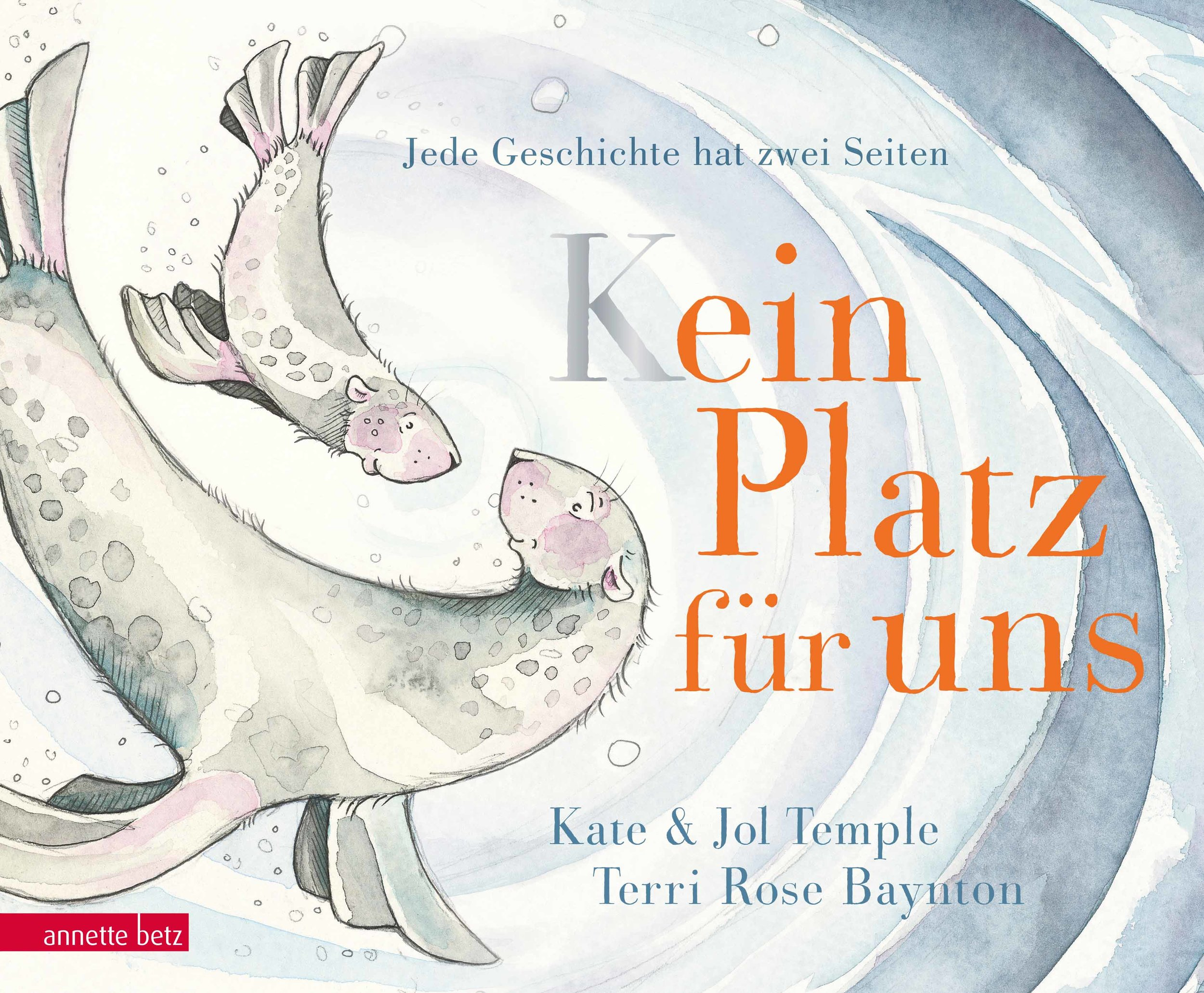 German edition! - How delightful is this! The German cover of Room on Our Rock is in! Published by Annett Betz, we love how the publisher has used a silver letter K to change the title from meaning 'No Place For Us' to 'A Place For Us'. It's very clever and very special. This is only the first international cover we have seen yet. There are so many to come! We're looking forward to seeing the US, Hungarian, Brazilian, Malaysian, Russian, Turkish and Japanese version come in soon!