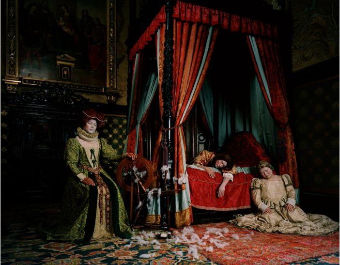 Sleeping Beauty by Chan Hyo Bae: one man, three roles