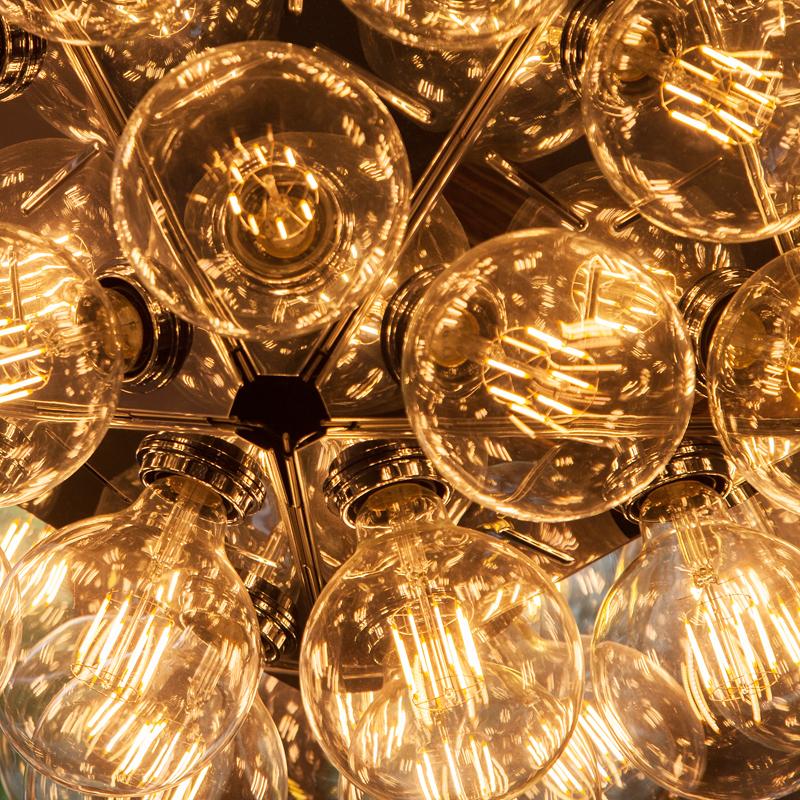 Achille Castiglioni pendant lightbulbs
