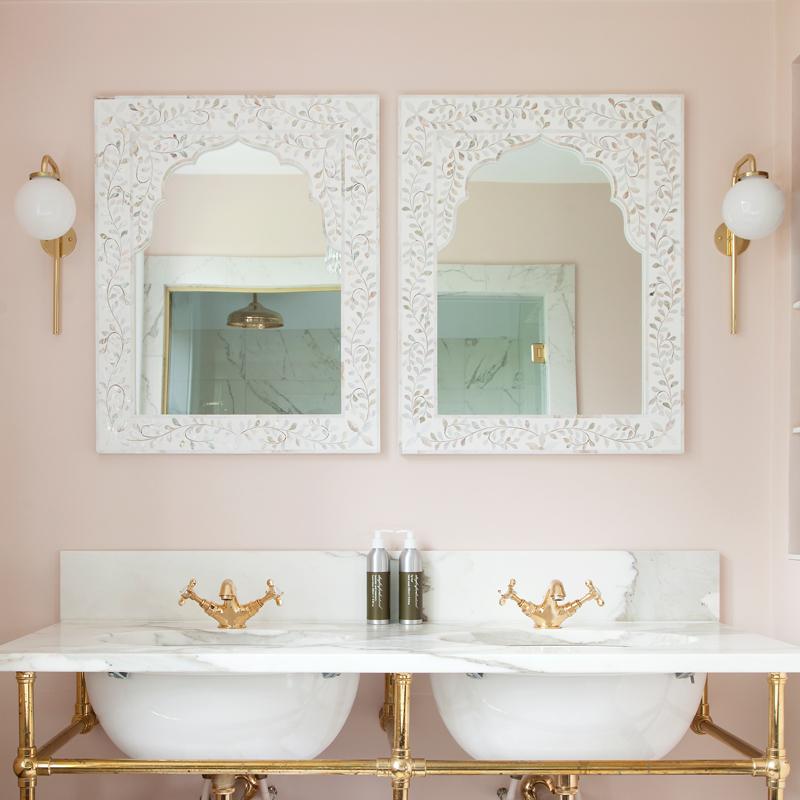 Bathroom heaven/Photo: Susie Lowe
