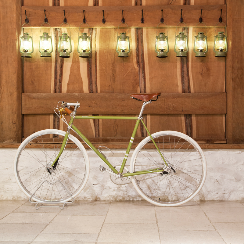 It would be a sin not to Instagram this bike/Photo: Susie Lowe