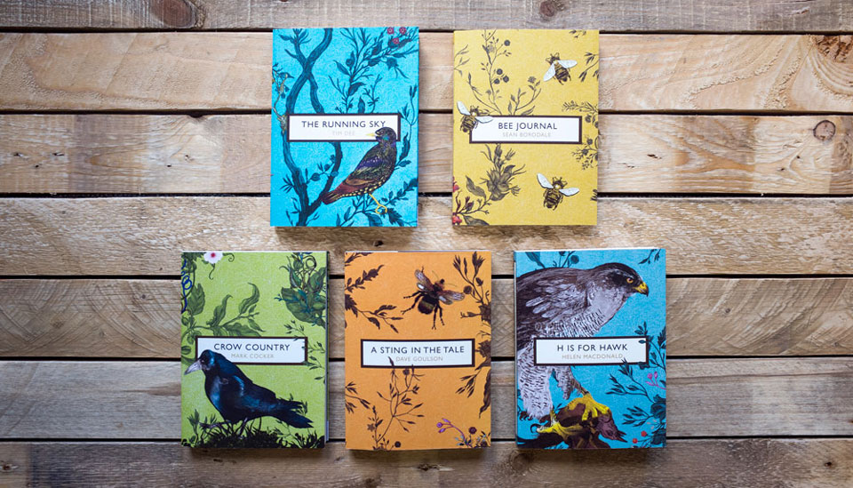 The Birds and the Bees Penguin Books and Timorous Beasties